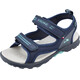 Viking Skumvaer II Sandals Kids Navy/Green